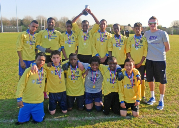 Year 8 Brent Champions