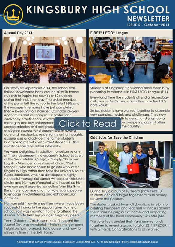 khs_newsletter_issue_5_october_2014-1