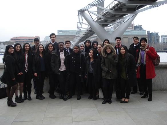 City of London School Model United Nations.
