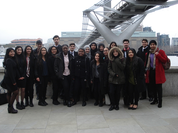 City of London School Model United Nations.