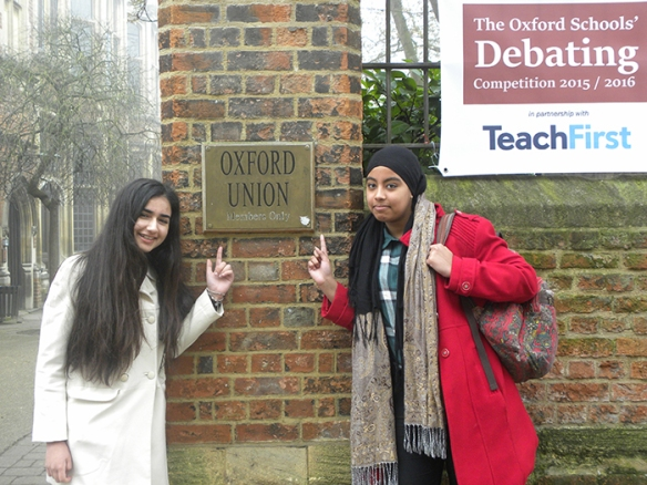 Oxford Schools' Debating Competition