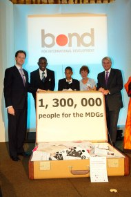 Bond NGO. © Justin Tallis 07900 492002 justin@justintallis.co.uk www.justintallis.co.uk